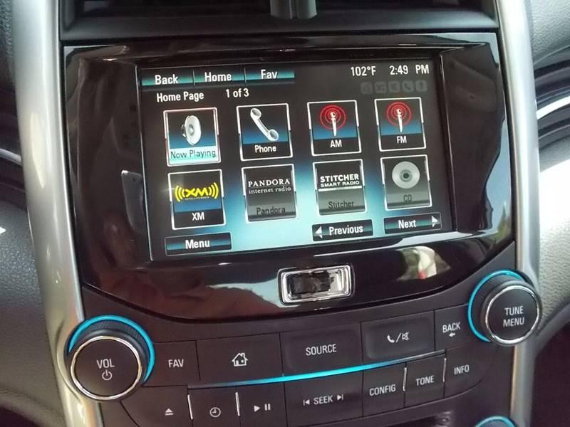 2015 Chevrolet Malibu LT 4dr Sedan w/1LT - San Antonio TX