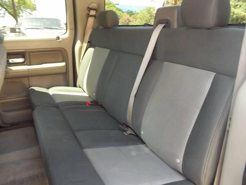 2008 Ford F-150 4x2 XLT 4dr SuperCrew Styleside 6.5 ft. SB - San Antonio TX