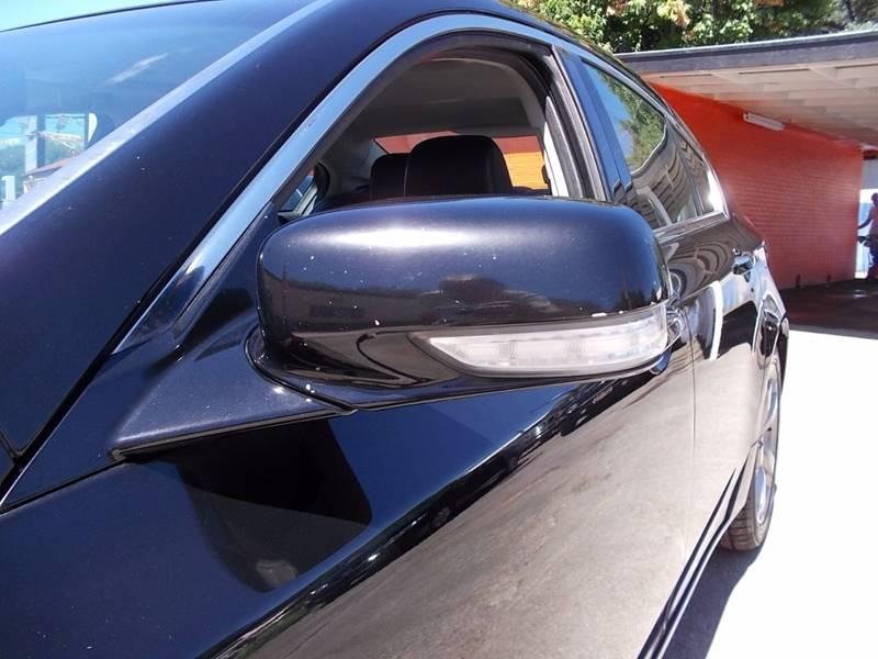 2011 Acura TL 4dr Sedan w/Technology Package - San Antonio TX