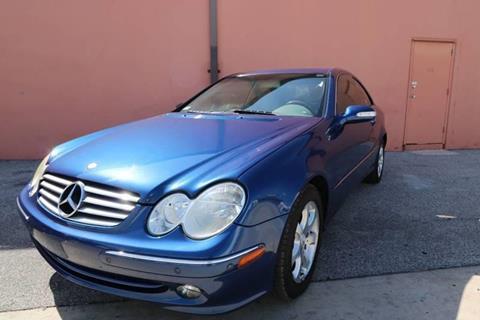 2003 Mercedes-Benz CLK for sale at 57 Auto Sales in San Antonio TX