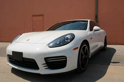 2016 Porsche Panamera for sale at 57 Auto Sales in San Antonio TX