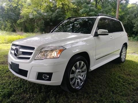 2010 Mercedes-Benz GLK for sale at 57 Auto Sales in San Antonio TX