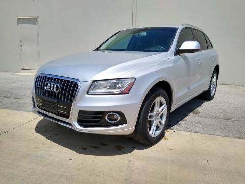 2013 Audi Q5 for sale at 57 Auto Sales in San Antonio TX