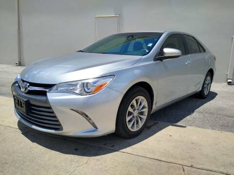 2017 Toyota Camry for sale at 57 Auto Sales in San Antonio TX