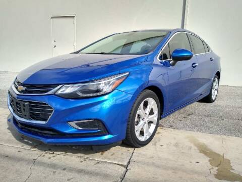 2017 Chevrolet Cruze for sale at 57 Auto Sales in San Antonio TX