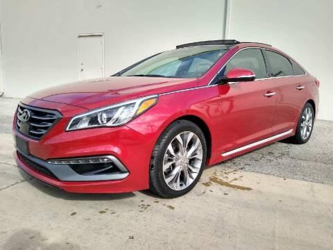 2017 Hyundai Sonata for sale at 57 Auto Sales in San Antonio TX
