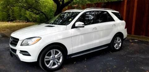 2015 Mercedes-Benz M-Class for sale at 57 Auto Sales in San Antonio TX