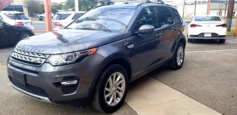2016 Land Rover Discovery Sport for sale at 57 Auto Sales in San Antonio TX