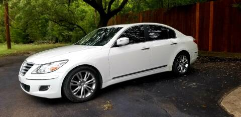 2011 Hyundai Genesis for sale at 57 Auto Sales in San Antonio TX