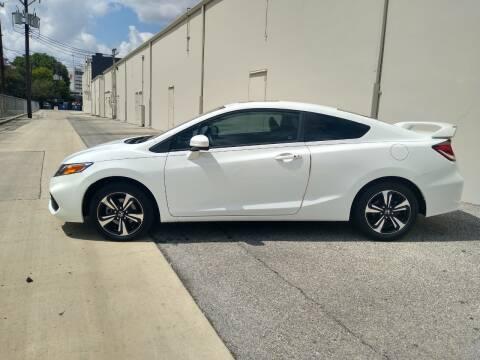 2014 Honda Civic for sale at 57 Auto Sales in San Antonio TX