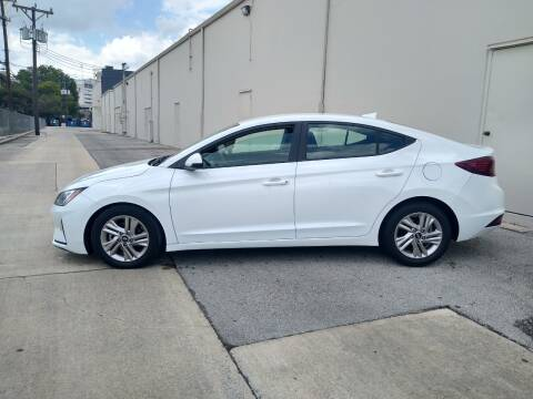 2020 Hyundai Elantra for sale at 57 Auto Sales in San Antonio TX