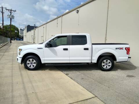 2016 Ford F-150 for sale at 57 Auto Sales in San Antonio TX