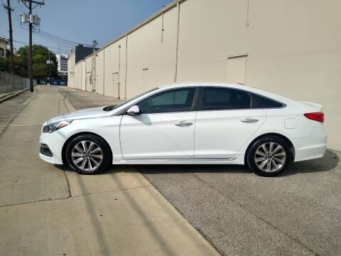 2015 Hyundai Sonata for sale at 57 Auto Sales in San Antonio TX
