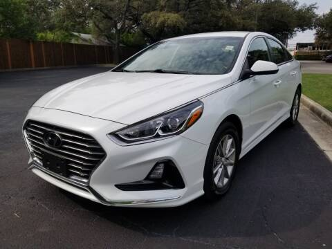 2019 Hyundai Sonata for sale at 57 Auto Sales in San Antonio TX