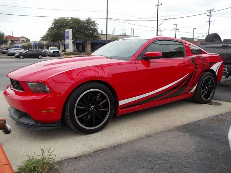 2012 Ford Mustang Boss 302 2dr Fastback - San Antonio TX
