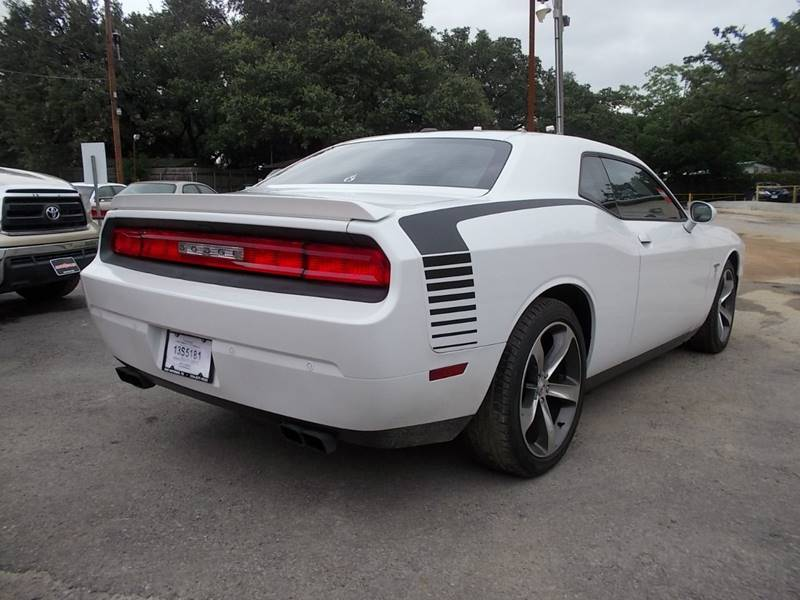 2014 Dodge Challenger R/T 100th Anniversary Appearance Group 2dr Coupe - San Antonio TX