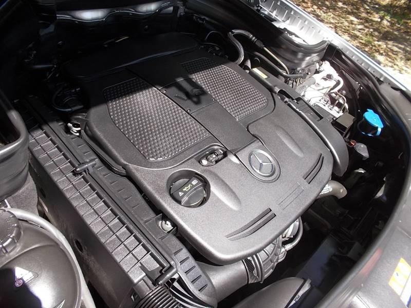 2013 Mercedes-Benz GLK AWD GLK 350 4MATIC 4dr SUV - San Antonio TX