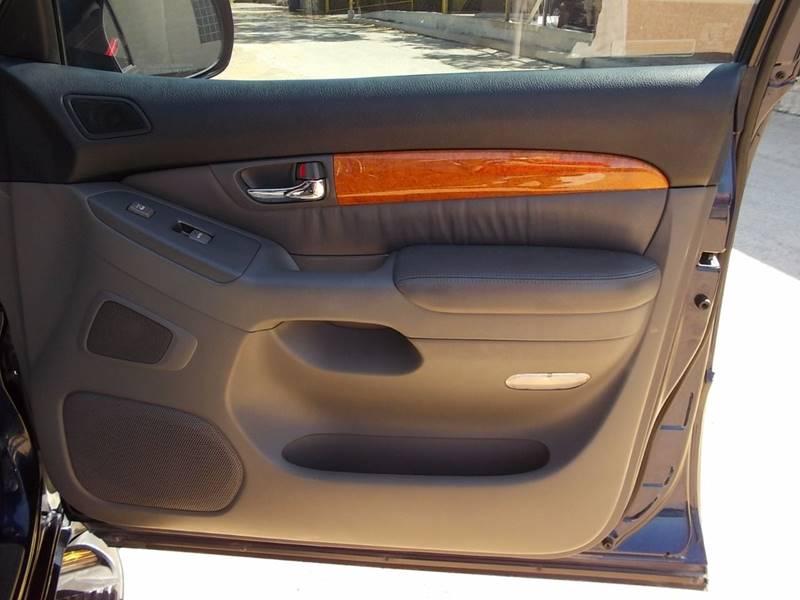 2006 Lexus GX 470 4dr SUV 4WD - San Antonio TX