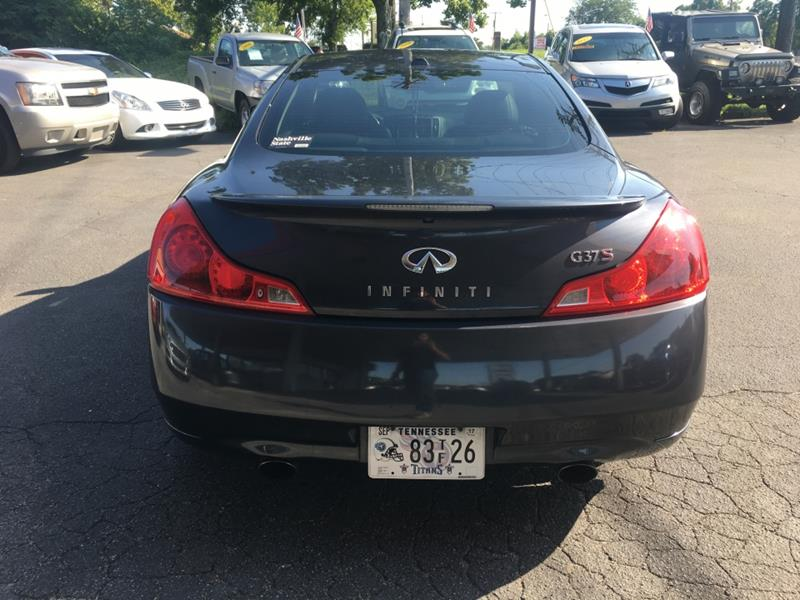 2008 Infiniti G37 SPORT 6MT In Nashville TN - New Day Auto Sales