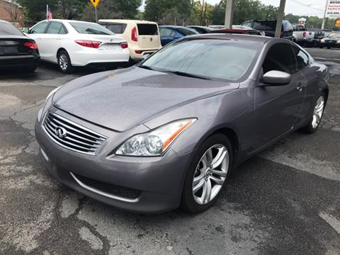 2010 Infiniti G37 Coupe for sale in Nashville, TN