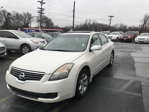 2008 Nissan Altima For Sale In Nashville Tn Carsforsale