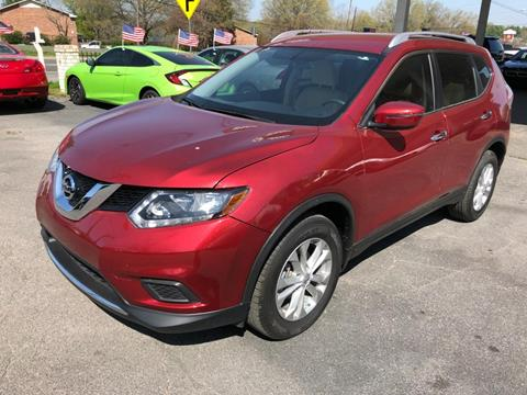 2016 Nissan Rogue for sale in Nashville, TN