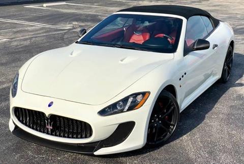 Maserati GranTurismo For Sale - Carsforsale.com®