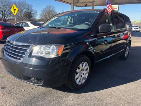 chrysler town and country for sale in nashville tn. Black Bedroom Furniture Sets. Home Design Ideas
