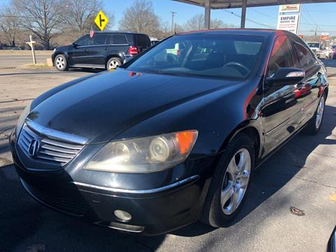 2007 Acura RL for sale in Nashville, TN