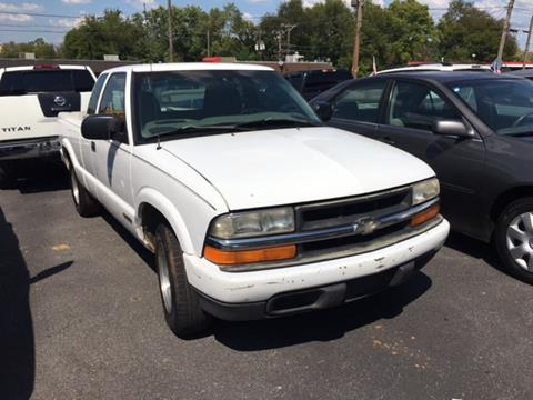 1999 Chevrolet S-10 for sale in Nashville, TN