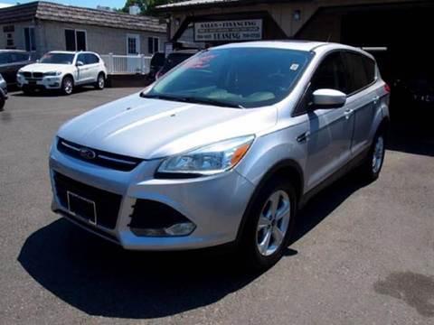 2015 Ford Escape for sale at MARANO MOTORS INC in Sewaren NJ