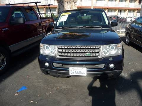 2006 Land Rover Range Rover Sport for sale in Pasadena CA