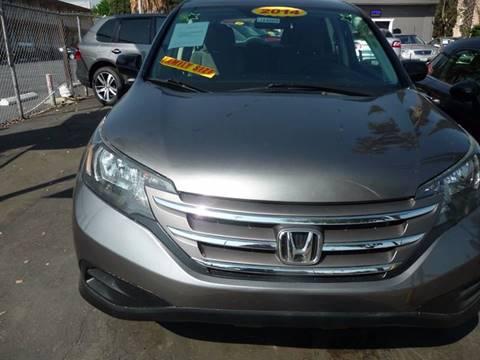 2014 Honda CR-V for sale in Pasadena CA