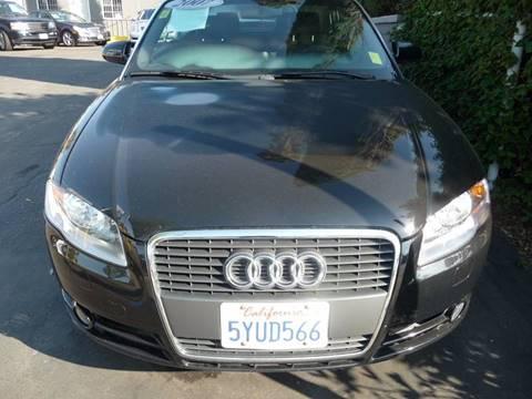 2007 Audi A4 for sale in Pasadena CA