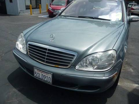 2006 Mercedes-Benz S-Class for sale in Pasadena, CA