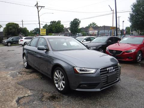 2013 Audi A4 for sale in Houston, TX