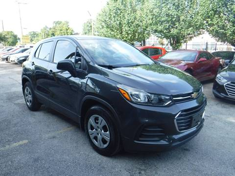 Bronx Car Dealers >> 2019 Chevrolet Trax For Sale In Houston Tx