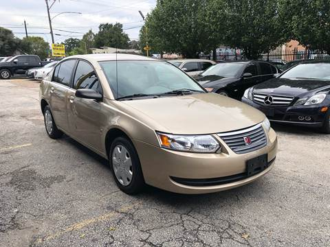 2007 Saturn Ion for sale in Houston, TX