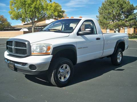 2006 Dodge Ram Pickup 2500 for sale in Grand Junction, CO