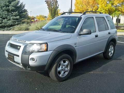 2004 Land Rover Freelander for sale in Grand Junction, CO