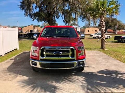 2016 Ford F-150 for sale in Ridgeland, SC