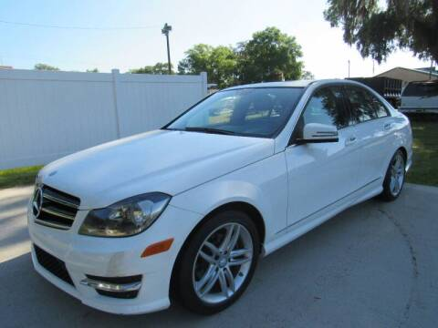 2014 Mercedes-Benz C-Class for sale at D & R Auto Brokers in Ridgeland SC