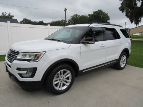 2017 Ford Explorer for sale at D & R Auto Brokers in Ridgeland SC