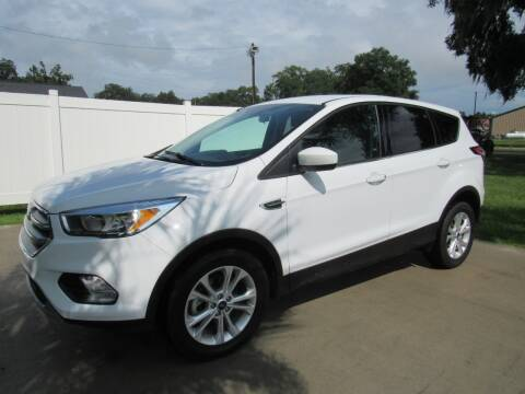2017 Ford Escape for sale at D & R Auto Brokers in Ridgeland SC