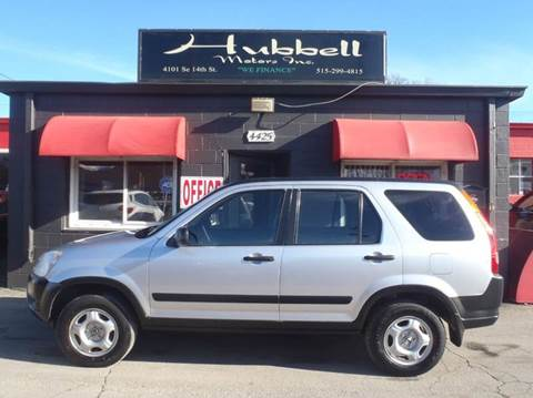 2003 Honda CR-V for sale in Des Moines, IA