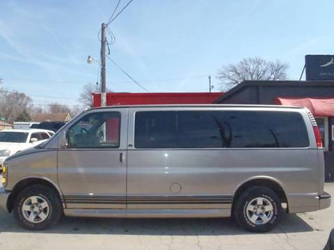2002 Chevrolet Express Cargo for sale in Des Moines, IA
