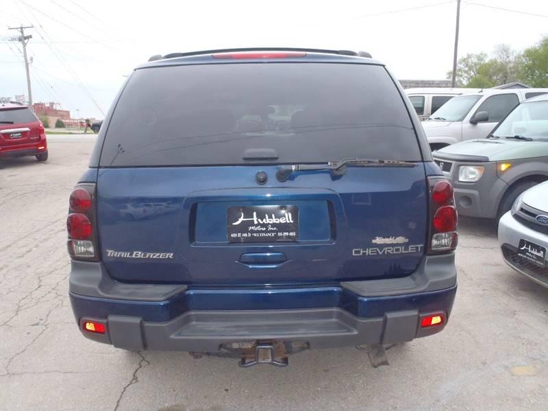 2004 Chevrolet Trailblazer LT 4WD 4dr SUV In Des Moines IA
