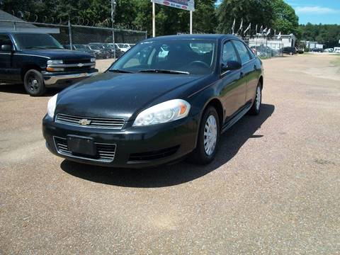 2009 Chevrolet Impala for sale in Greenwood, MS