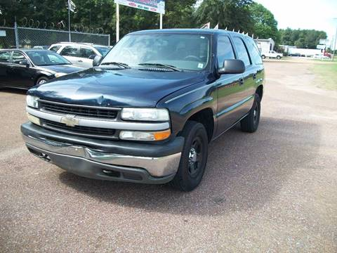 2006 Chevrolet Tahoe for sale in Greenwood, MS