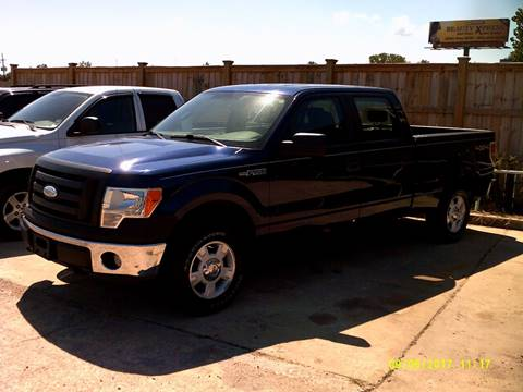 2009 Ford F-150 for sale in Greenwood, MS